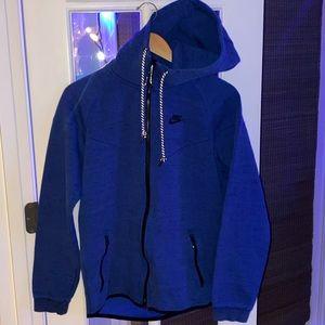 EUC Sz M Nike Gym Vintage zip up hoodie